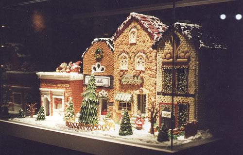 Madison Gingerbread Lane - Rexburg Idaho