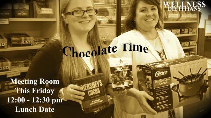 Chocolate Time Dietitians