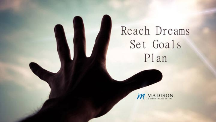 Healthy madison memorial hospital for Planning your dreams org